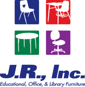 JR Inc Educational Office Library Furniture Logo