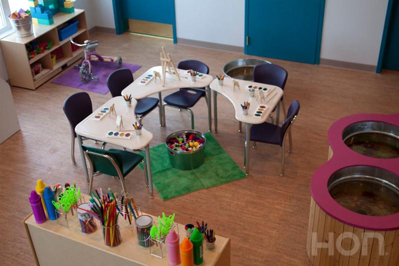 Hon classroom furniture